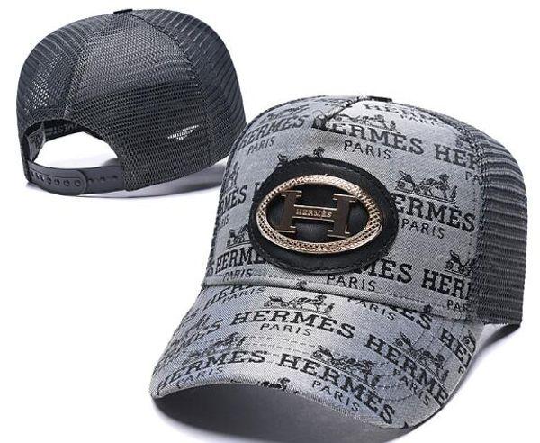 Роскошные дизайнеры Англия Марка Hat Хермы Casquette Мужчина ковшовая Спортивные шапки для мужчин бейсболки Леди ВС Hat Cap Регулируемых кости А00