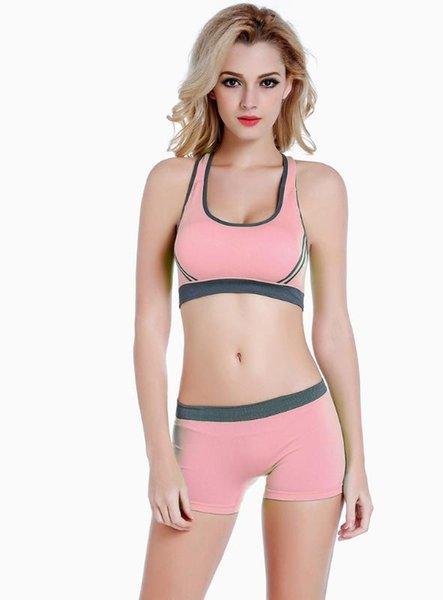 pink bra short