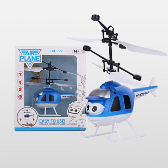 Blue Helicopter