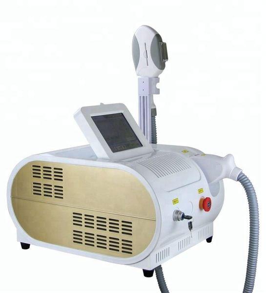 Haute qualité!!! OPT SHR IPL soins de la peau de l'équipement de salon de beauté laser machine épilation RF OPT IPL Elight Skin Rejuvenation CE