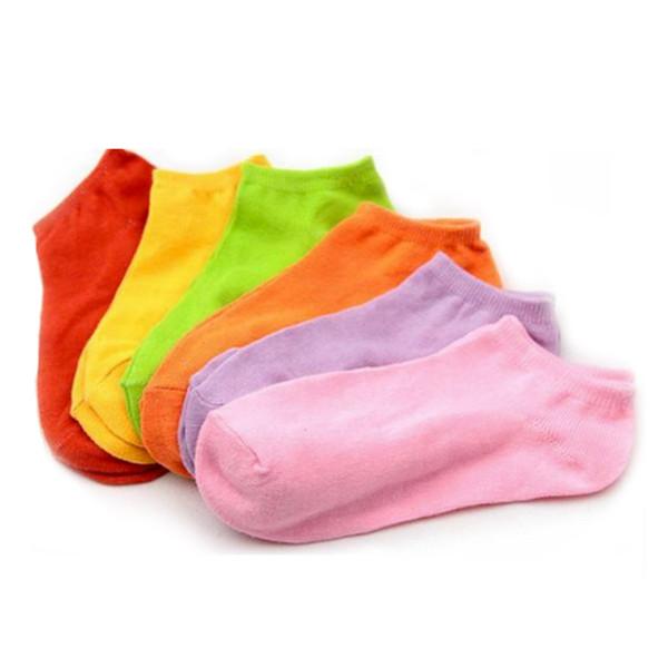 Low-cut Ankle Socks Sports Cheerleaders Short Sock Girls Women Cotton Sports Socks Pink Black Blue Skateboard Sneaker Stockings In Stock