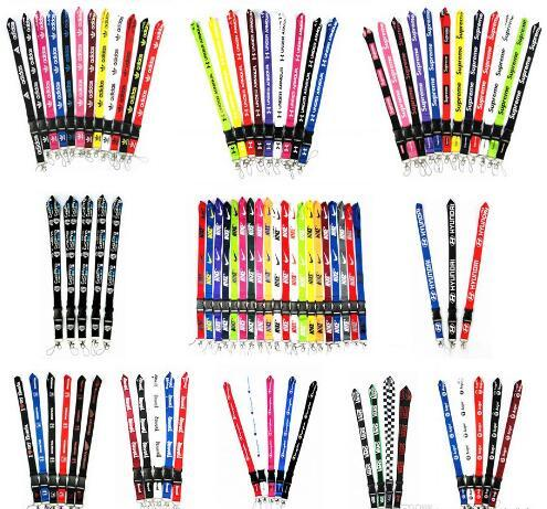 top popular 2020 new fashion more styles can choose popular Lanyard for Keys Chain and ID cards wholesale 2020