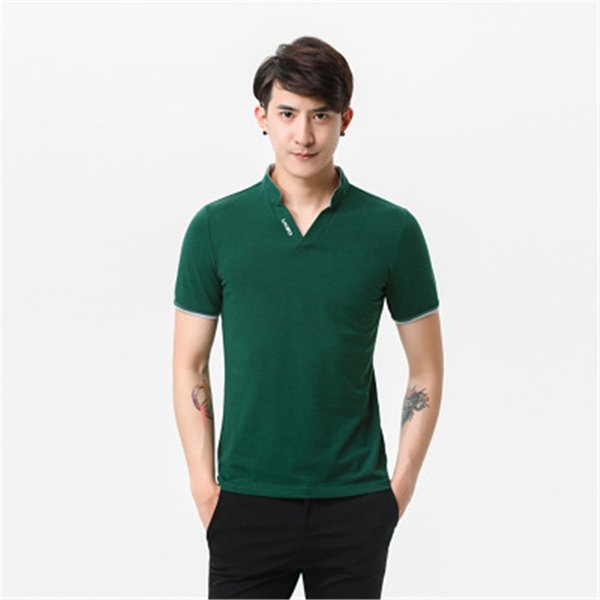 2019 Plus Size 5xl Short Sleeve Mens Polo Shirts Brand Good Quality Slim  Fit Mens Polo Merken Designer Polo Luxury Polos From Manclothes, $23.71 |  ...