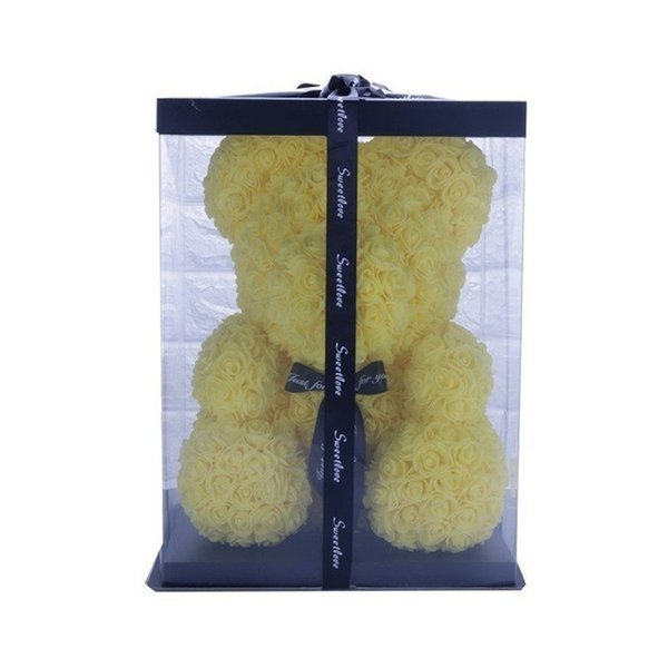 25cm yellow with box