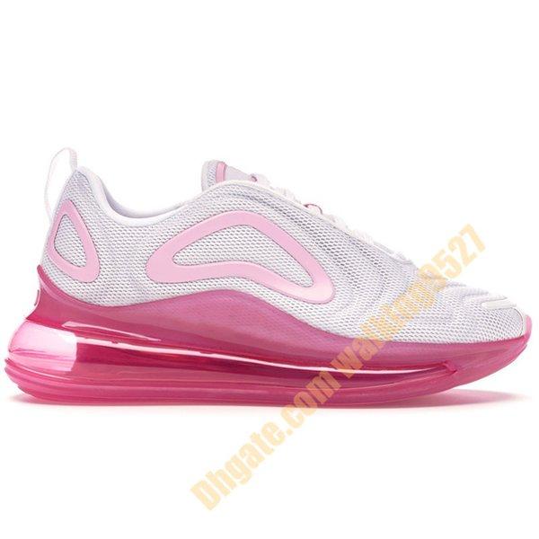 White Pink Rise Laser Fuchsia 36-39