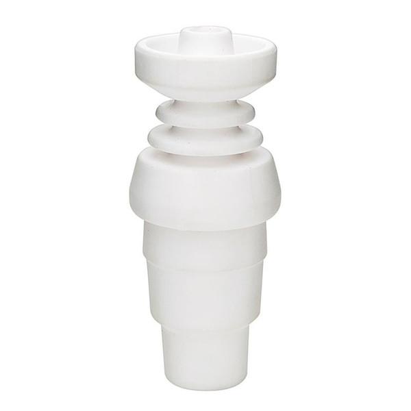 Smoking Dogo Universal Domeless Ceramic Nail Universal Male Female 14mm 18mm 4 in 1 Ceramic Nails