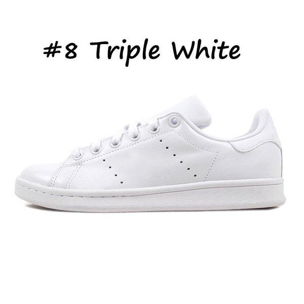 #8 Triple White