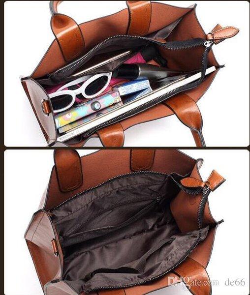 Borse a tracolla di colore solido per le donne Soft Pu Leather Casual Totes per femminile All-Match Ladies Borse ad alta capacità Amante Kiss regalo