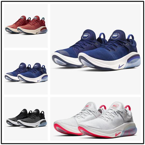 [Con reloj deportivo] 2020 Joyride Run FK mujeres zapatos corrientes del mens Triple Negro Blanco Platino Racer zapatillas de deporte de los diseñadores de deportes vapores Utilidad 19