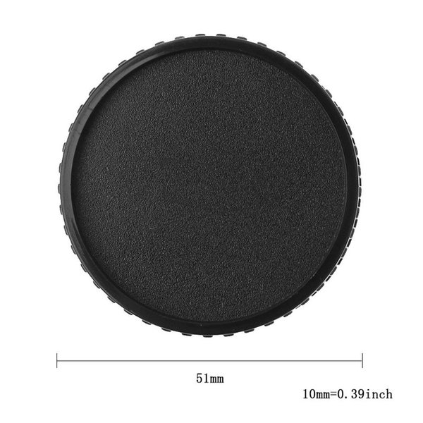 Rear Lens Cap Cover Protector For Leica M LM Camera Lens M6 M7 M8