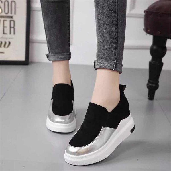 Genuine Casual High Quality Designer shoes casual shoes Summer Fashion Flat shoes wide mouth free shipping 38-45 z326