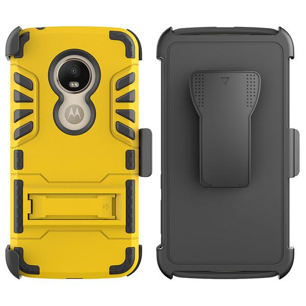 Pour Coolpad legacy 3310A Catalyst 3622A Defiant 3632A IVI Clip Ceinture Combo Avec Kickstand Holster Étui De Protection Téléphone Couverture