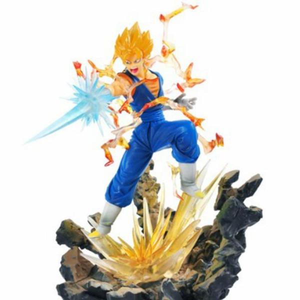 Vegeta A1 Dragon Ball Anime japonés Figuras Vegeta Figuras de juguete de acción Vegeta Kakarotto Colección de modelos de PVC Mejor regalo de cumpleaños