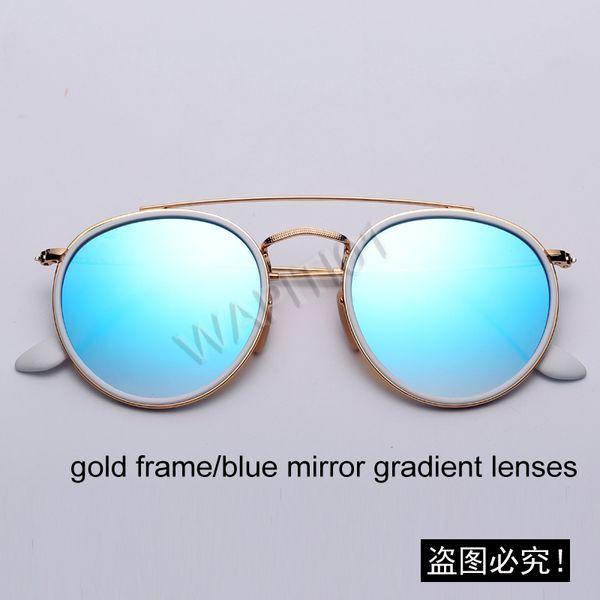 001 / 4O gold-blue Spiegel gradient