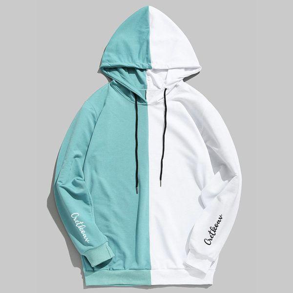 2019 Summer New Arrival Cool Fashion Letters Printing Harajuku Pullover Hoodies Hip Hop Thin Sweatshirt Hoodie Sudadera Hombre