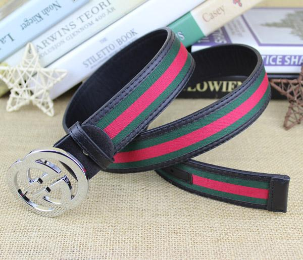 2019 Belt design hot luxury fashion with leather men and women gold and silver black belt 3A 01