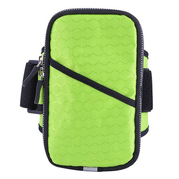 ULTRA-TRI Running Arm Band Pouch Water Resistant Non-Slip Sports Bag Armband Pockets Workout Jogging for 6'' Phone iPhone #892607