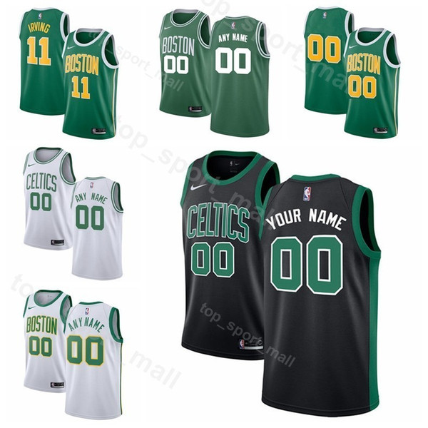 reputable site 4f73f 63680 2019 Man Youth Women Boston Basketball Printed Bill Russell Jersey 6 Robert  Parish 00 Ray Allen Kevin Garnett Paul Pierce Rajon Rondo From Vip_sport,  ...