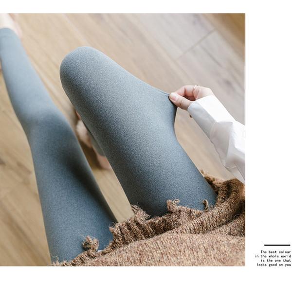 Новое прибытие дизайнер женские леггинсы с Двуликий бархат бренд брюки удобные роскошные внешняя одежда тренировочные брюки большой размер M-4XL опционально