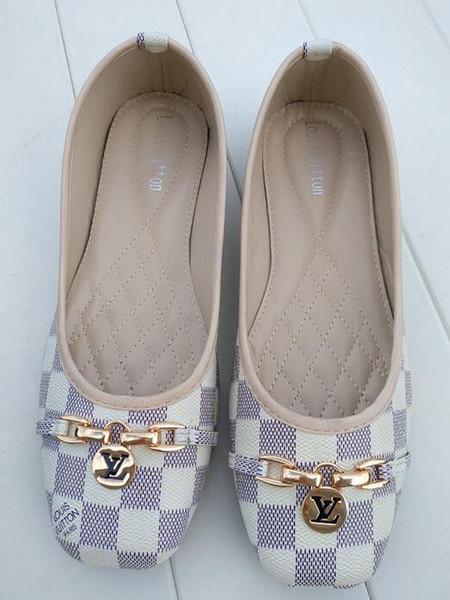 f1 2020 femmes chaussures grande taille 35-42 chaussures mode Huaraches glissière Designers Sneakers pour porter par dames élégantes chaussures appartements 36-42
