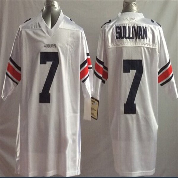 the best attitude 2cae7 b8286 2018 Mens Auburn Tigers PAT SULLIVAN Stitched Name&Number American College  Football Jersey Size S 3XL From Lisi20180102, $21.82 | DHgate.Com