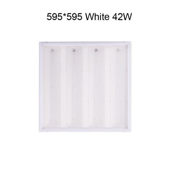 595*595 White 48W