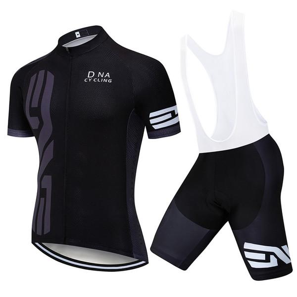 2019 022101 Pro Uci Takım Erkekler Dna Seti Mtb Bisiklet Giyim Yaz Hızlı Kuru Yol Bisiklet Kazağı Bisiklet Spor Ropa Ciclismo Y