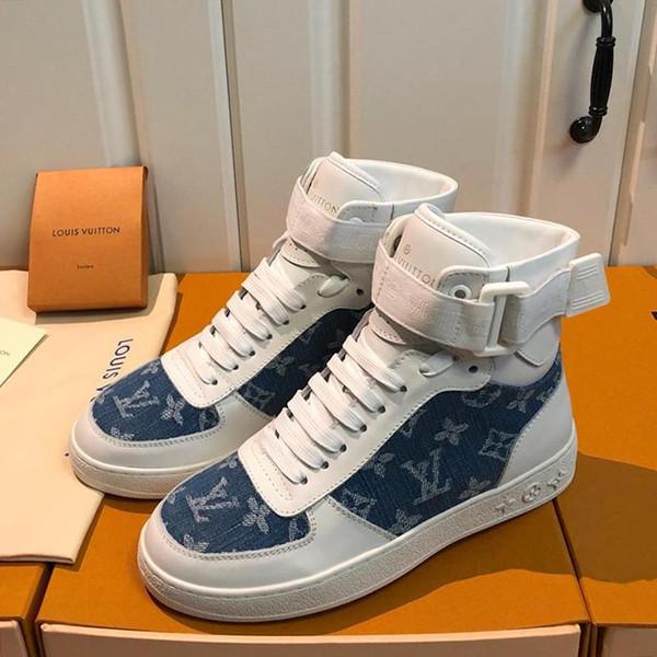 Louisvuittonlv Hommes Anti Uomo Da Ladies Shoes Fashion Design Bottes 2020 Boombox Moon Mens Sneaker Luxury Boot Slip Scarpe W9bEeDIH2Y