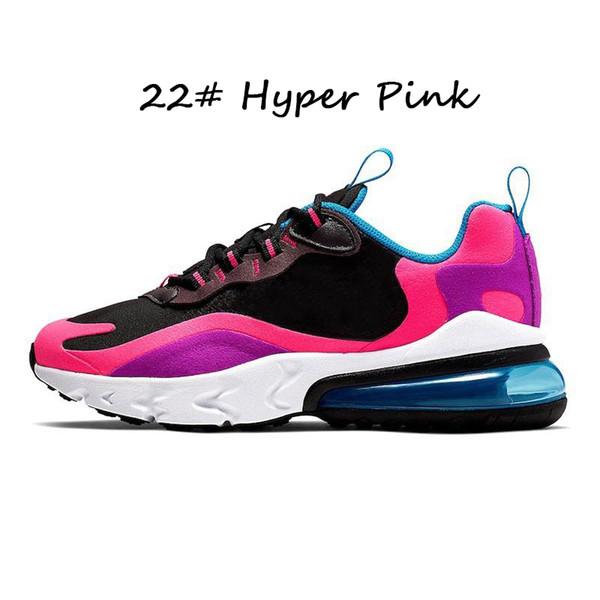 # 22 하이퍼 핑크 36-40