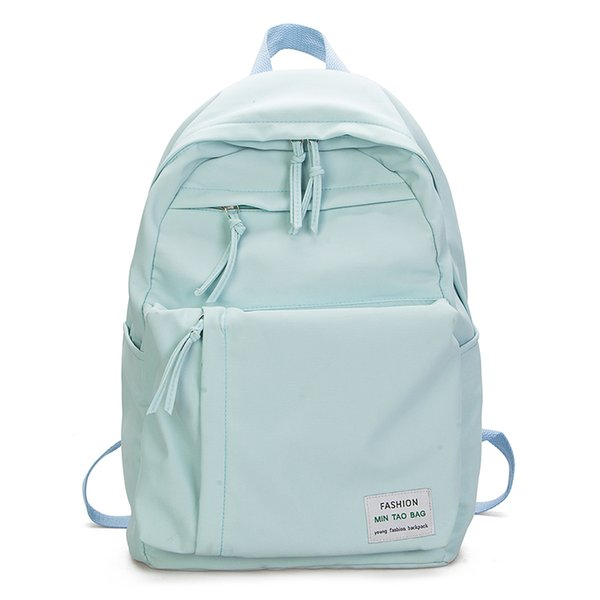 Multifunction Women Backpack Fashion Youth Korean Style Shoulder Bag Laptop Backpack Schoolbags For Teenager Girls Boys Travel Y19061102