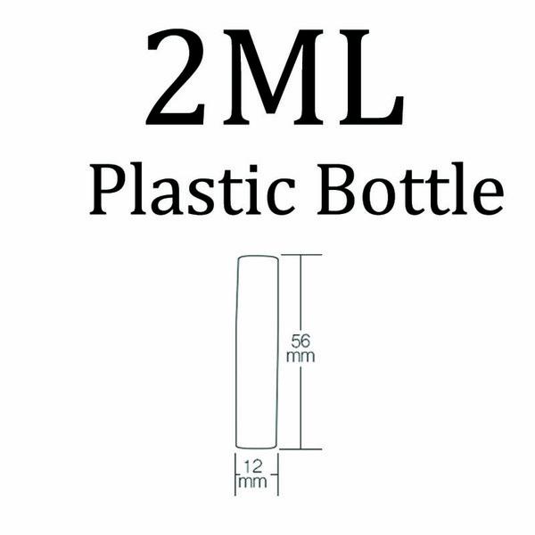 2ml Plastic bottle