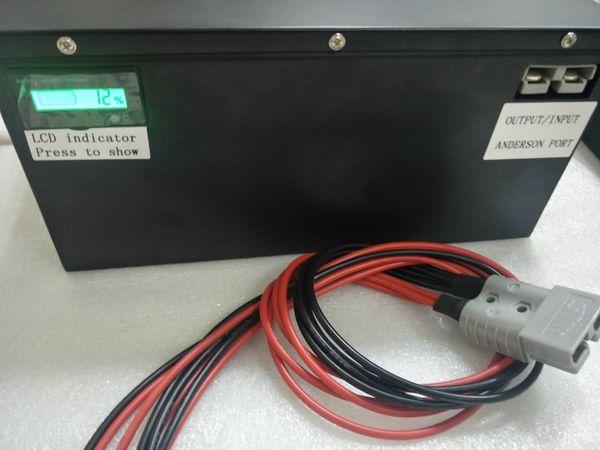25.6 в 24В в 50ah LiFePO4 аккумулятор с BMS литий-железо-фосфатный для солнечных,RV,морской,мотор автомобиля гольфа окон 2500cycles батарея LiFePO4 батареи 50ah