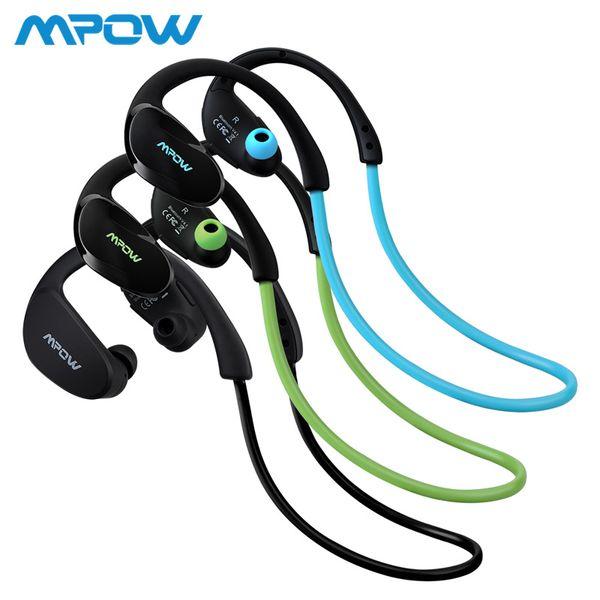 590d9125209 Mpow Cheetah MBH6 2nd Generation Wireless Bluetooth 4.1 Headphones With Mic  Hands Free Call AptX Sport