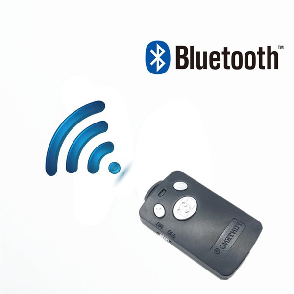 FGHGF Remote shutter Selfie Shutter Bluetooth Remote Control Stick Monopod Button Self timer For yunteng 1288 For IPhone 6 7 8