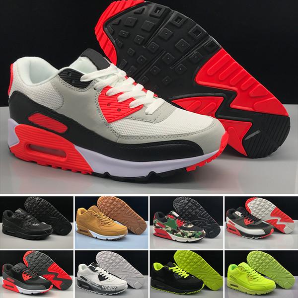 Mujer Zapatillas Baratas Hombres Nike Para Compre De 2018 Deporte Clásicas Por Mayor Para Zapatillas Al Deportivas 90 Zapatillas Hombre S Deporte 90 Y6g7vbyf