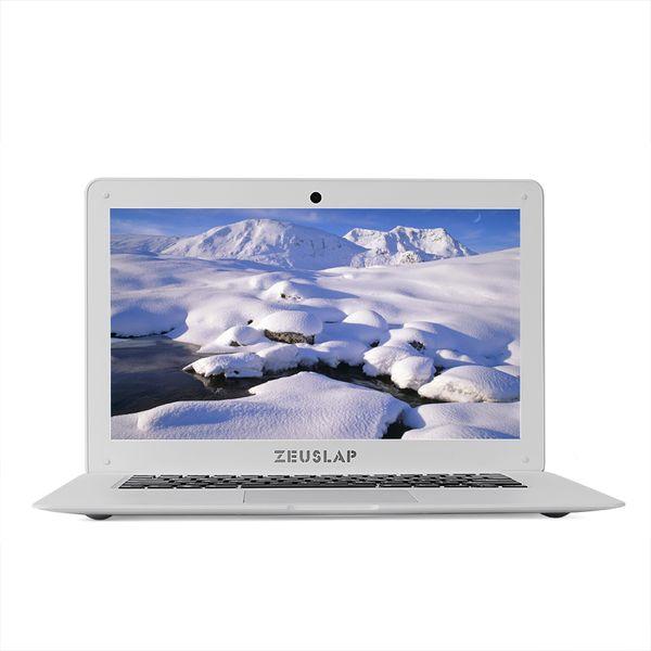 ZEUSLAP 14inch 8gb ram 512gb ssd Intel Pentium win10 1920X1080P FHD cheap Notebook Computer pc Netbook Laptop