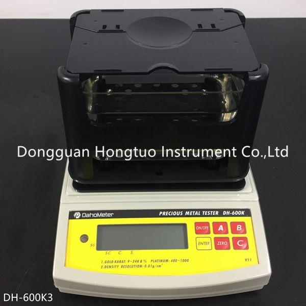 DH-600K DahoMeter 2 ans de garantie Fournisseur professionnel électronique testeur d'or avec une qualité fiable en livraison gratuite