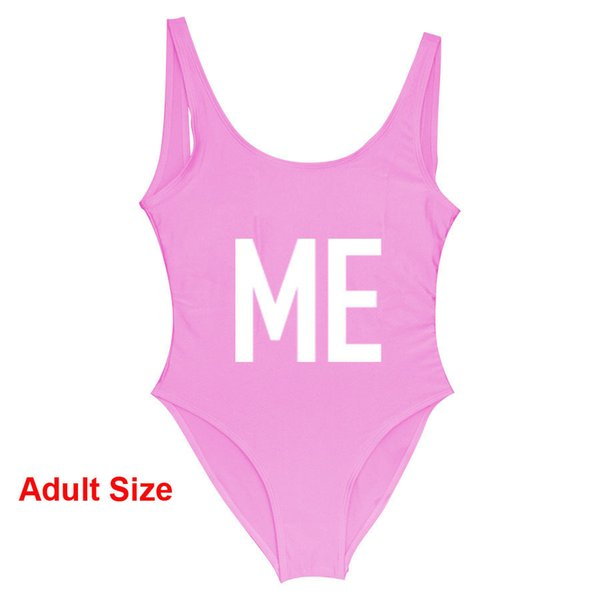 Adult Pink