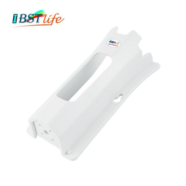 ABS Plastik Olta Kutup Tutucu Taşınabilir Hafif Olta Iplik Aksesuarları Dayanıklı Tüp Montaj Dirseği Soket Raf