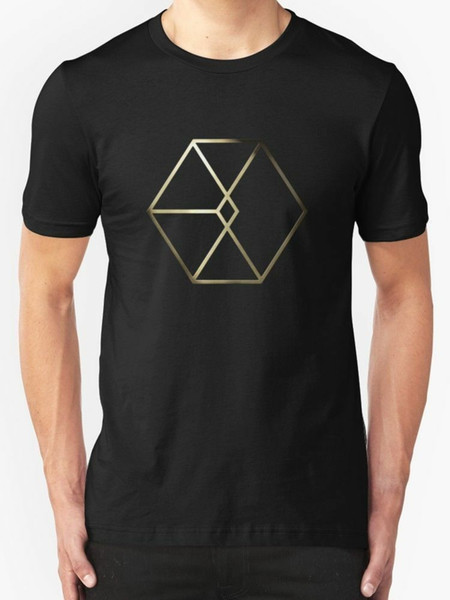 New EXO Exodus Logo 3 Men'S T Shirt Size S 5XLFunny Unisex Casual Tshirt  Top Print Shirt Long Sleeve Tee Shirts From Pianetaoutlet, $12 96|  DHgate Com