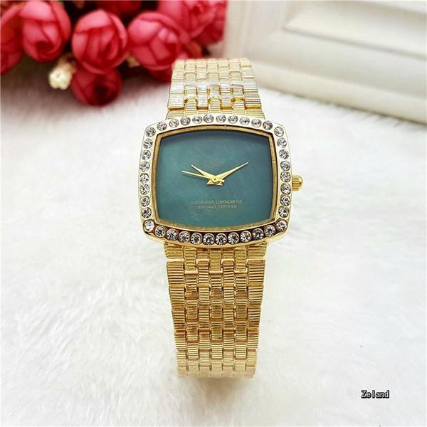Hot buy ladies fashion diamond dress high quality luxury watch quartz watch hot sale