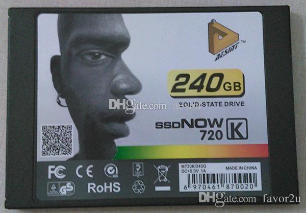 Aesint 240GB SSD M-720k solid state drive internal SATA III Hard Drive HDD 2.5 Inch for Laptop Desktop High Speed