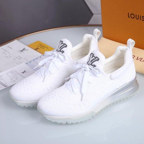Compre 2020 Para Mujer Para Hombre De Nueva Piel Mejor Mocasín Zapatillas De Tenis Zapatos Para Caminar Pareja Primavera Y El Otoño De Moda Zapatos