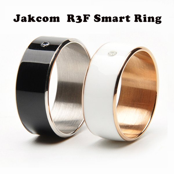 Jakcom R3F Smart Ring For High Speed NFC Electronics Phone Smart Accessories 3-proof App Enabled Wearable Technology Magic Ring with box