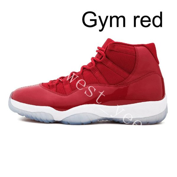 12 Gym rosso