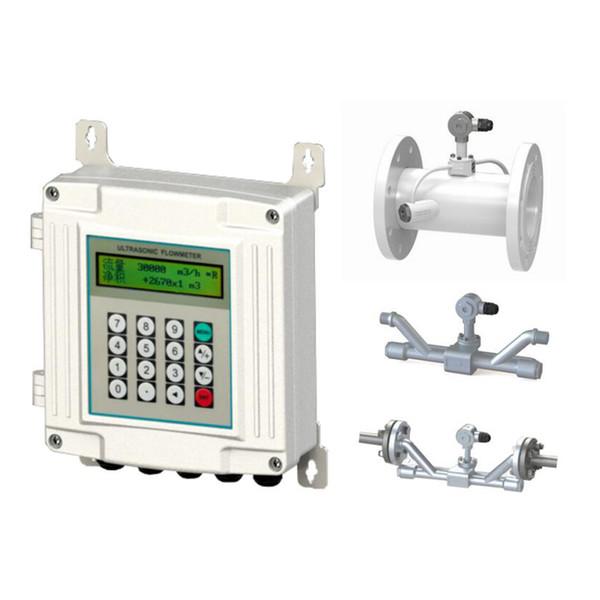 Digital Ultrasonic Flowmeter TUF-2000SW TM-1 DN50-700mm Fixed Flow Meter