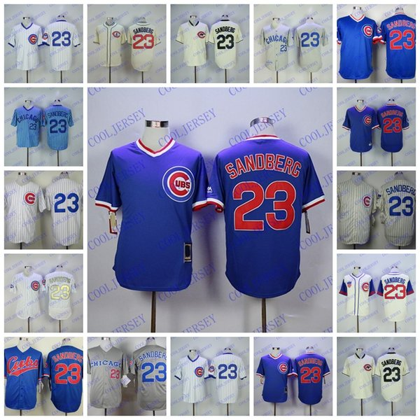 buy popular 8ffb6 7e2a6 2019 Ryne Sandberg Jersey Cubs 1984 1942 1969 Pullover Chicago Baseball  Jerseys Stitched From Cooljersey, $22.34 | DHgate.Com