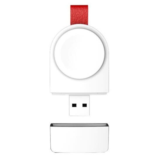 Творческий новый мини USB интерфейс удобный смарт-часы беспроводное зарядное устройство ДЛЯ: Apple Watch Series зарядное устройство для мобильного телефона