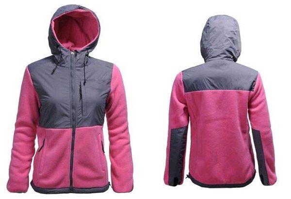 Sweats à capuche rose