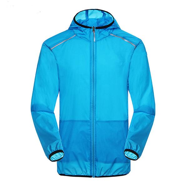 2019 nouveau designer mens mode lâche coupe-vent marque de haute qualité à manches longues et couleur naturelle fermeture à glissière pour sport manteau avec la taille QSL198233